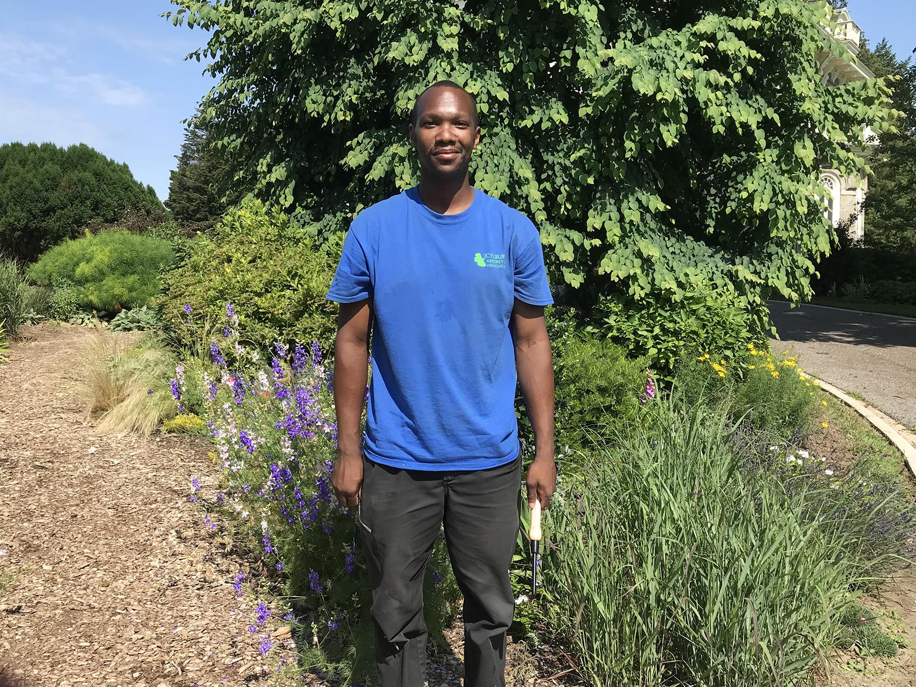 2018 Garden Intern for Cylburn Arboretum
